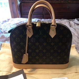 Louis Vuitton Bags - Louis Vuitton Alma MM  SOLD ON ANOTHER Site